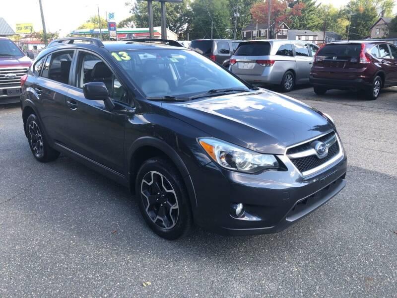 2013 Subaru XV Crosstrek for sale at Chris Auto Sales in Springfield MA