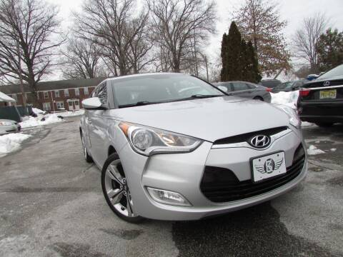 2016 Hyundai Veloster for sale at K & S Motors Corp in Linden NJ