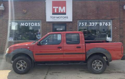 2001 Nissan Frontier for sale at Top Motors LLC in Portsmouth VA