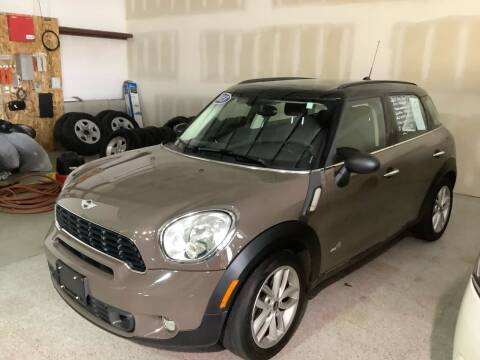 2013 MINI Countryman for sale at Select AWD in Provo UT
