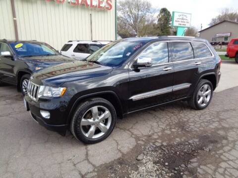 2013 Jeep Grand Cherokee for sale at De Anda Auto Sales in Storm Lake IA