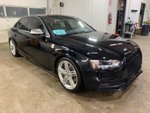 2016 Audi S4 for sale at Premier Auto in Sioux Falls SD