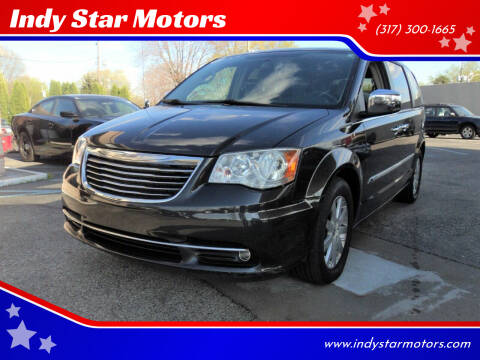2011 Chrysler Town and Country for sale at Indy Star Motors in Indianapolis IN