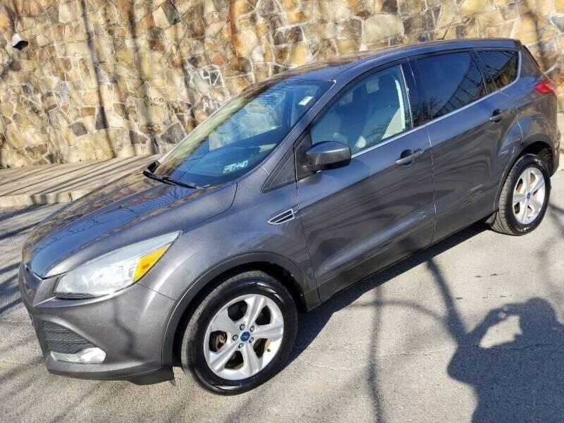 2013 Ford Escape for sale at GMG AUTO SALES in Scranton PA