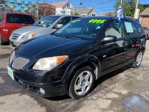 2005 Pontiac Vibe for sale at Barnes Auto Group in Chicago IL