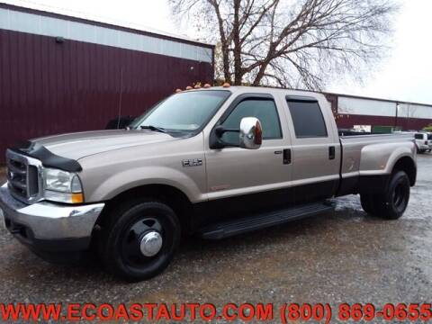 2004 Ford F-350 Super Duty for sale at East Coast Auto Source Inc. in Bedford VA