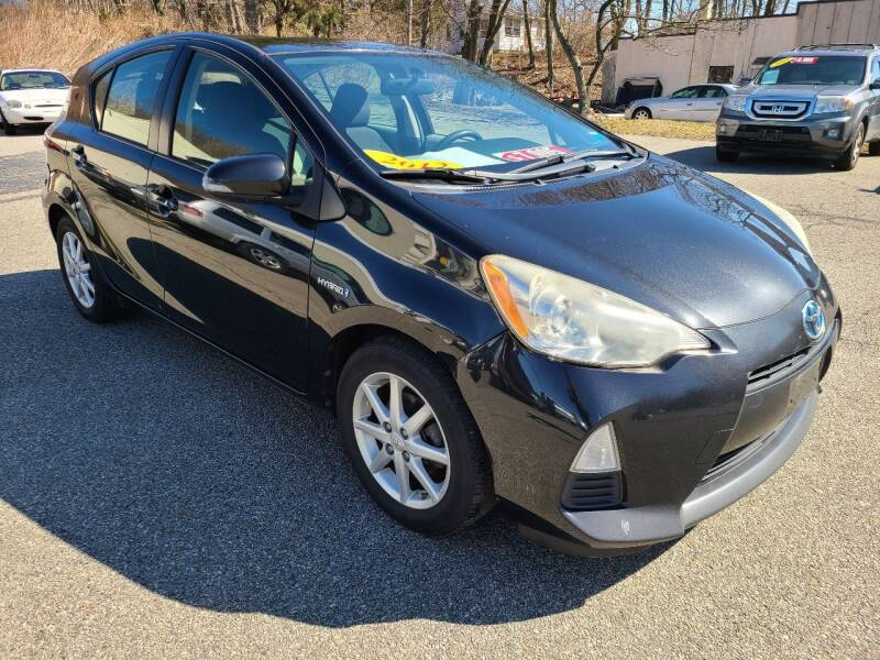 2012 Toyota Prius c for sale at New Jersey Automobiles and Trucks in Lake Hopatcong NJ
