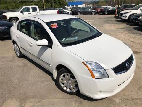 2011 Nissan Sentra for sale at Capital Motors in Raleigh NC