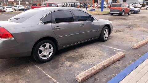 2006 Chevrolet Impala for sale at Duke Automotive Group in Cincinnati OH