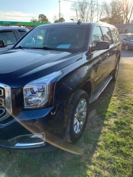 2017 GMC Yukon XL for sale at BRYANT AUTO SALES in Bryant AR