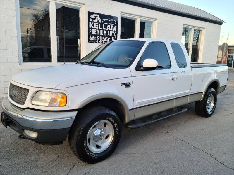 2000 Ford F-150 for sale at Kellam Premium Auto Sales & Detailing LLC in Loudon TN