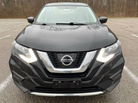 2017 Nissan Rogue for sale at Lifetime Automotive LLC in Middletown OH
