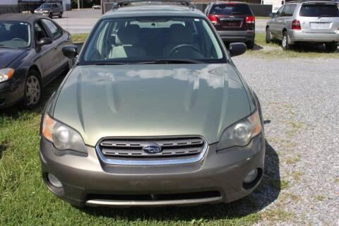 2005 Subaru Outback for sale at USA 1 of Dalton in Dalton GA