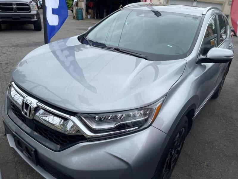 2017 Honda CR-V for sale at Car VIP Auto Sales in Danbury CT