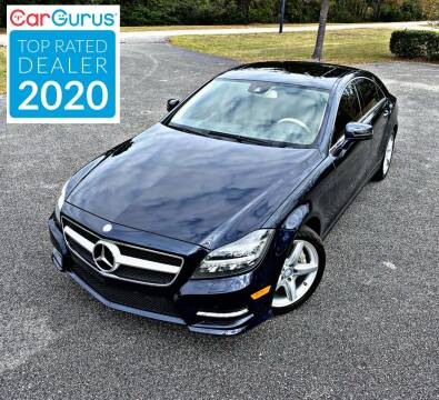 2014 Mercedes-Benz CLS for sale at Brothers Auto Sales of Conway in Conway SC