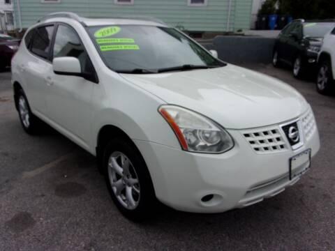 2009 Nissan Rogue for sale at Sam's Auto Sales in Cranston RI