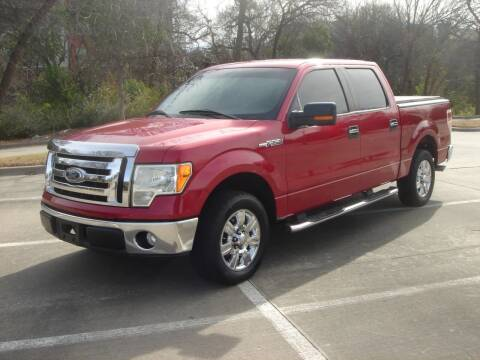 2009 Ford F-150 for sale at ACH AutoHaus in Dallas TX