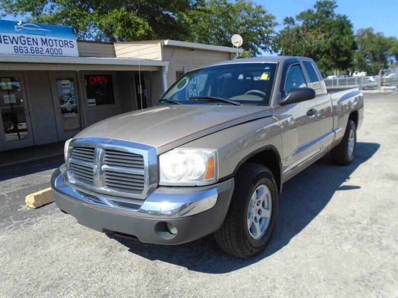 2003 Dodge Dakota for sale at New Gen Motors in Lakeland FL