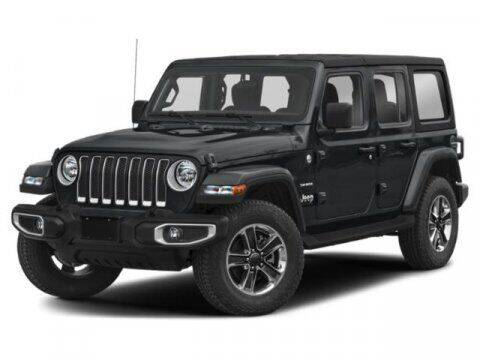 2020 Jeep Wrangler Unlimited for sale at Wally Armour Chrysler Dodge Jeep Ram in Alliance OH