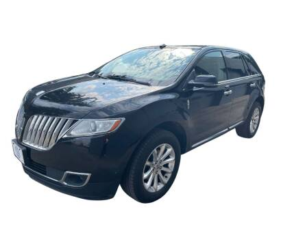 2014 Lincoln MKX for sale at Averys Auto Group in Lapeer MI
