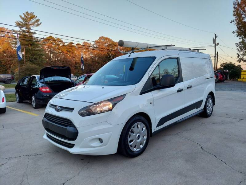 2015 Ford Transit Connect Cargo for sale at DADA AUTO INC in Monroe NC