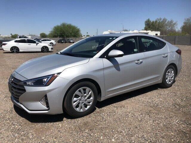 2020 Hyundai Elantra for sale at Autos by Jeff in Peoria AZ
