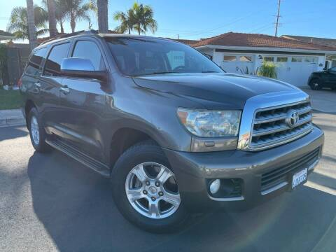 2008 Toyota Sequoia for sale at SoCal Motors in Los Alamitos CA