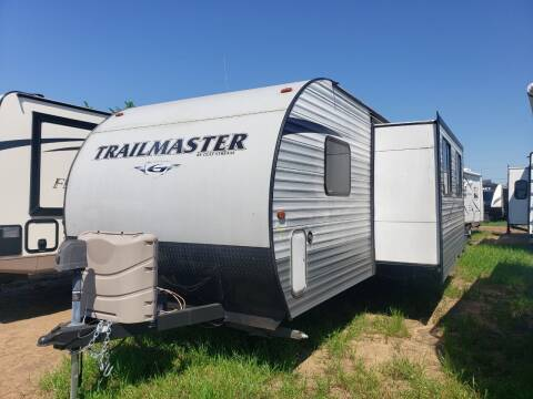2018 Gulf Stream Trailmaster