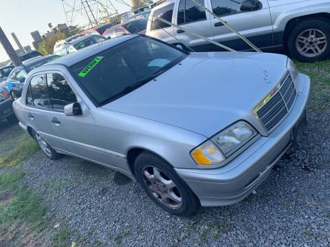 1999 Mercedes-Benz C-Class for sale at Trocci's Auto Sales in West Pittsburg PA