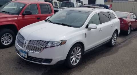 2010 Lincoln MKT for sale at Tower Motors in Brainerd MN