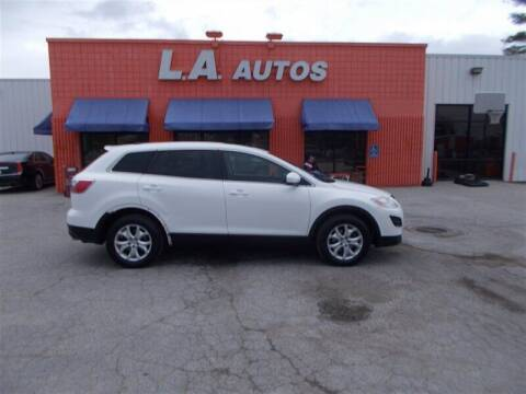2011 Mazda CX-9 for sale at L A AUTOS in Omaha NE