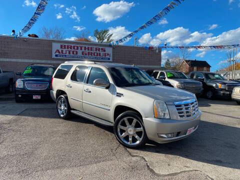 2008 Cadillac Escalade for sale at Brothers Auto Group in Youngstown OH