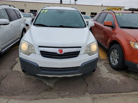2009 Saturn Vue for sale at Brothers Used Cars Inc in Sioux City IA