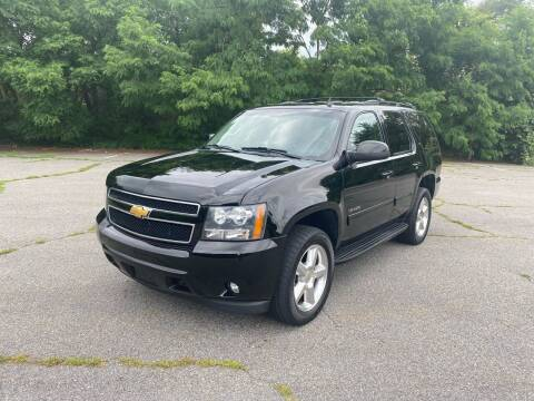 2014 Chevrolet Tahoe for sale at Westford Auto Sales in Westford MA