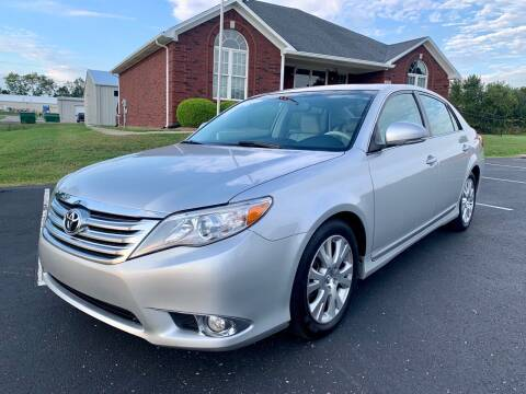 2011 Toyota Avalon for sale at HillView Motors in Shepherdsville KY