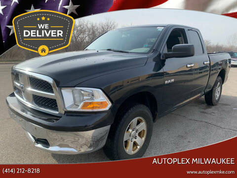 2009 Dodge Ram Pickup 1500 for sale at Autoplex Milwaukee in Milwaukee WI