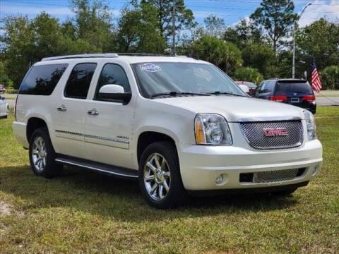 2012 GMC Yukon XL for sale at NETWORK TRANSPORTATION INC in Jacksonville FL