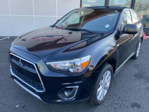 2014 Mitsubishi Outlander Sport for sale at MAGIC AUTO SALES in Little Ferry NJ