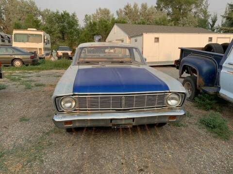 1966 Ford Ranchero for sale at Classic Car Deals in Cadillac MI