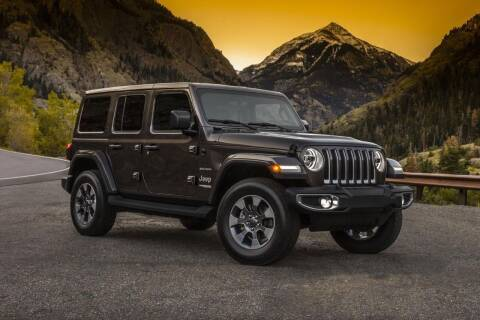 2021 Jeep Wrangler for sale at Xclusive Auto Leasing NYC in Staten Island NY