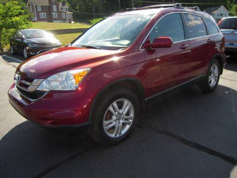 2010 Honda CR-V for sale at 1-2-3 AUTO SALES, LLC in Branchville NJ
