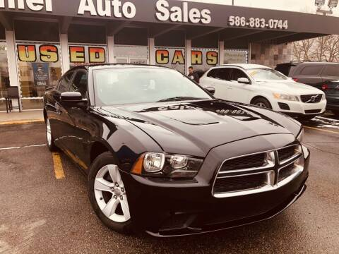 2014 Dodge Charger for sale at Daniel Auto Sales inc in Clinton Township MI