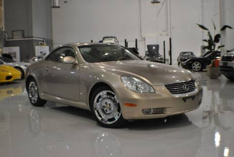 2003 Lexus SC 430 for sale at Euro Prestige Imports llc. in Indian Trail NC