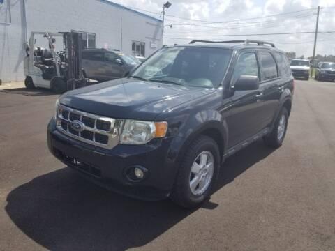 2010 Ford Escape for sale at Premier Automotive Sales LLC in Kentwood MI