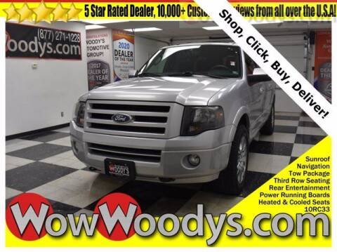 2010 Ford Expedition EL for sale at WOODY'S AUTOMOTIVE GROUP in Chillicothe MO