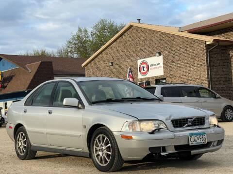 2003 Volvo S40 for sale at Big Man Motors in Farmington MN