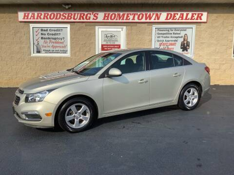 2016 Chevrolet Cruze Limited for sale at Auto Martt, LLC in Harrodsburg KY