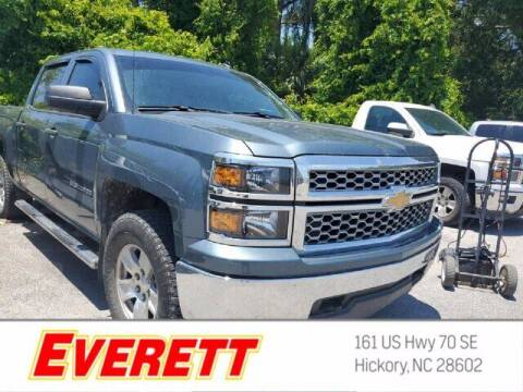 2014 Chevrolet Silverado 1500 for sale at Everett Chevrolet Buick GMC in Hickory NC