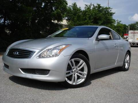 2010 Infiniti G37 Coupe for sale at A & A IMPORTS OF TN in Madison TN