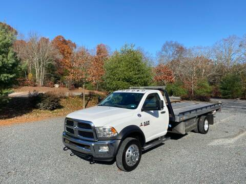 2016 RAM Ram Chassis 5500 for sale at Fournier Auto and Truck Sales in Rehoboth MA